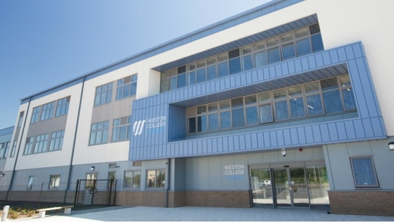 North Somerset ETC (Enterprise and Technology College), Weston-Super-Mare